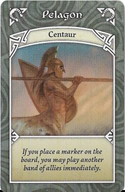 Ethnos-centaurs